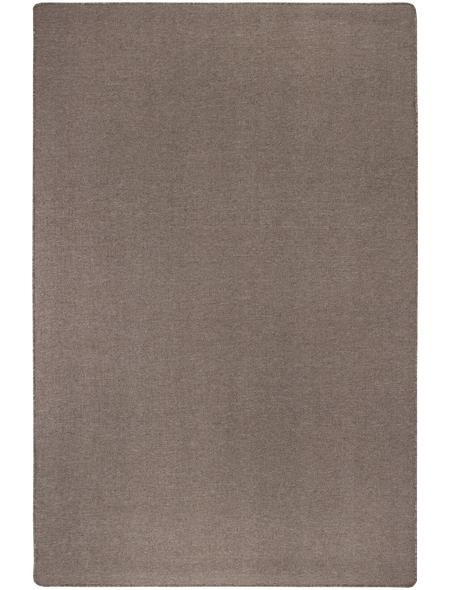 ANDIAMO Tuft-Teppich »Grotone«, BxL: 160 x 240 cm, dunkelbeige
