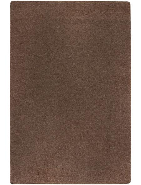 ANDIAMO Tuft-Teppich »Grotone«, BxL: 200 x 290 cm, cognacfarben
