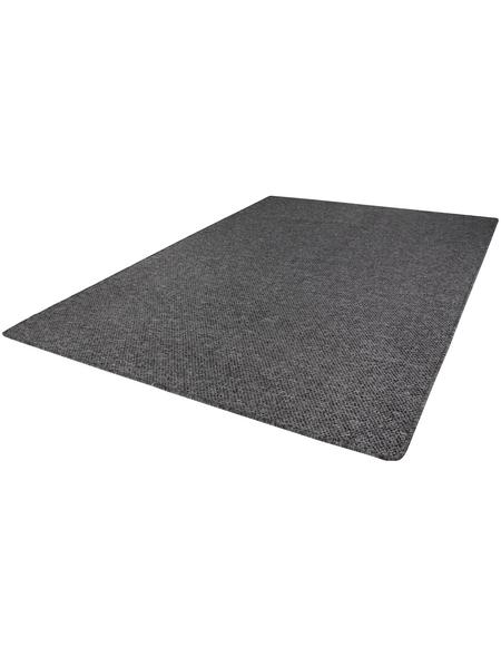 ANDIAMO Tuft-Teppich »Ostia«, BxL: 67 x 140 cm, grau