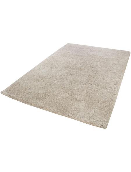 LUXORLIVING Tuft-Teppich »San Donato«, BxL: 140 x 200 cm, beige