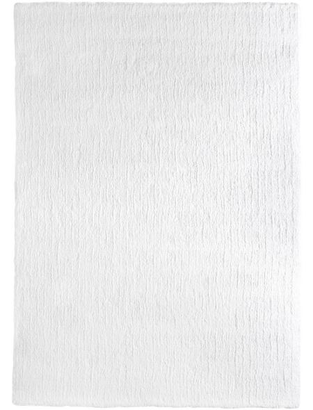 LUXORLIVING Tuft-Teppich »San Donato«, BxL: 200 x 300 cm, weiß