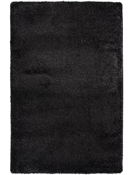 LUXORLIVING Tuft-Teppich »Siena«, BxL: 133 x 190 cm, anthrazit