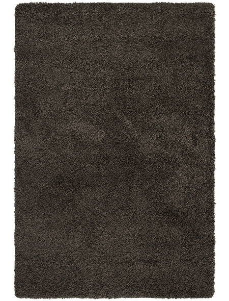 LUXORLIVING Tuft-Teppich »Siena«, BxL: 133 x 190 cm, taupe