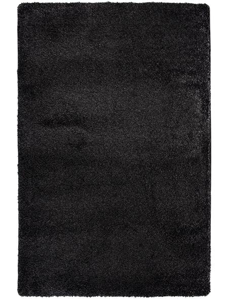 LUXORLIVING Tuft-Teppich »Siena«, BxL: 67 x 140 cm, anthrazit