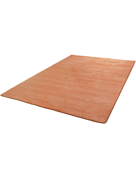 ANDIAMO Tuft-Teppich »Termoli«, BxL: 67 x 140 cm, orange