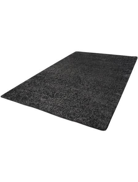 LUXORLIVING Tuft-Teppich »Tivoli«, BxL: 133 x 190 cm, grau