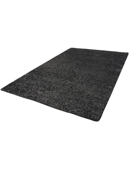 LUXORLIVING Tuft-Teppich »Tivoli«, BxL: 67 x 140 cm, grau