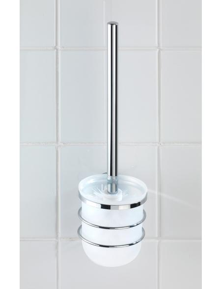 WENKO Turbo-Loc WC-Garnitur, Edelstahl