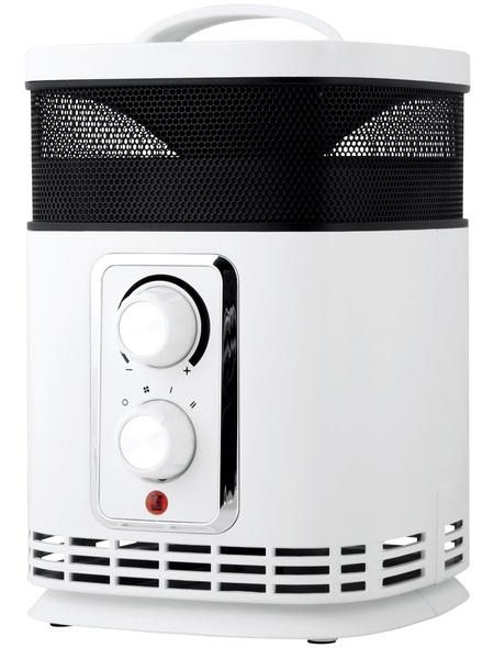 CASAYA Turmheizer »PTC-156«, max. Heizleistung: 1500kW, für Räume bis 15 m³