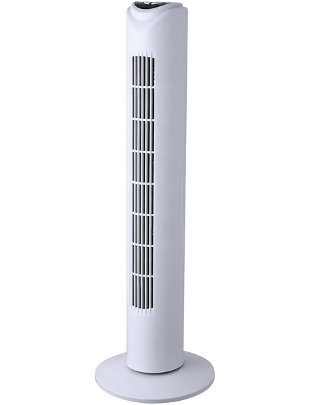 GLOBO LIGHTING Turmventilator »TOWER«, 50 W, Ø 26 cm