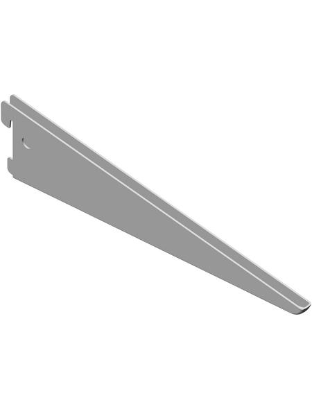 ELEMENT SYSTEM U-Träger, Stahl, weiß