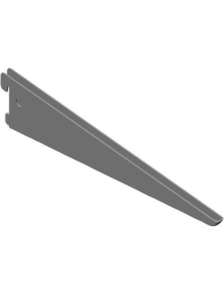 ELEMENT SYSTEM U-Träger, Stahl, weißaluminium