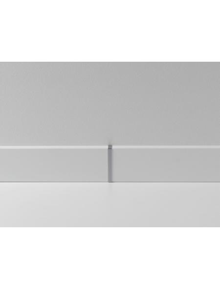 PARADOR Übergangskappen »Typ2 für SL 18«  aus Kunststoff, für Sockelleisten