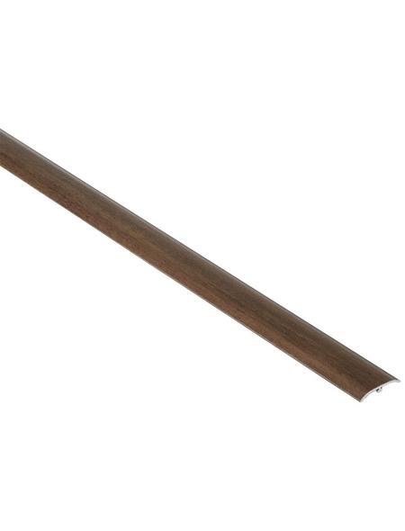 FN NEUHOFER HOLZ Übergangsprofil »Dowel-Fix Nr. 6«, goldbraun, BxLxH: 37 x 900 x 5 mm