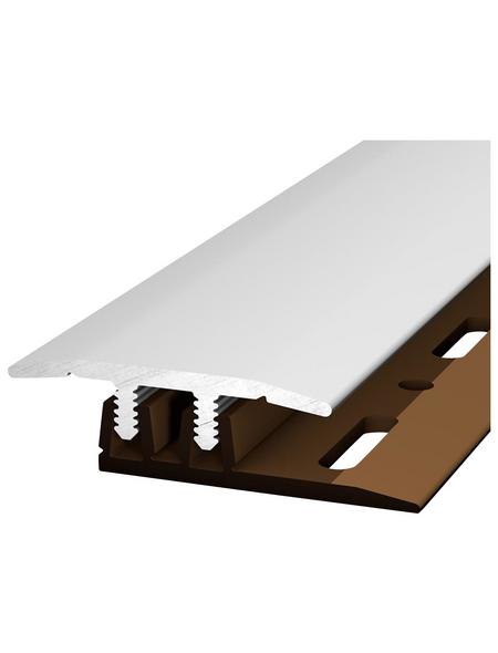 CARL PRINZ Übergangsprofil »PROFI-DESIGN«, 2700 x 27 x 6 mm
