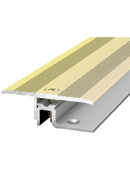 CARL PRINZ Übergangsprofil »PS 400«, saharagelb, BxLxH: 39 x 1000 x 1,8 mm