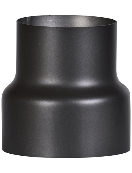 FIREFIX® Übergangsstück, ØxL: 15 x 16 cm, Stärke: 2 mm, Stahl