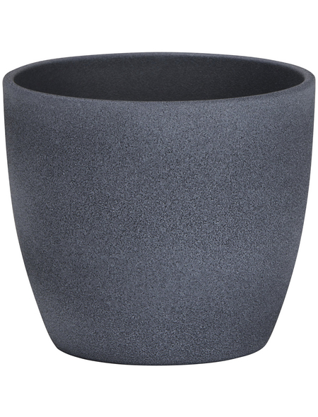 SCHEURICH Übertopf »STONE«, Breite: 28 cm, grau, Keramik