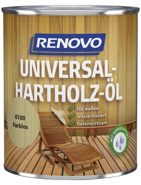 RENOVO Universal-Hartholzöl farblos 0,75 l