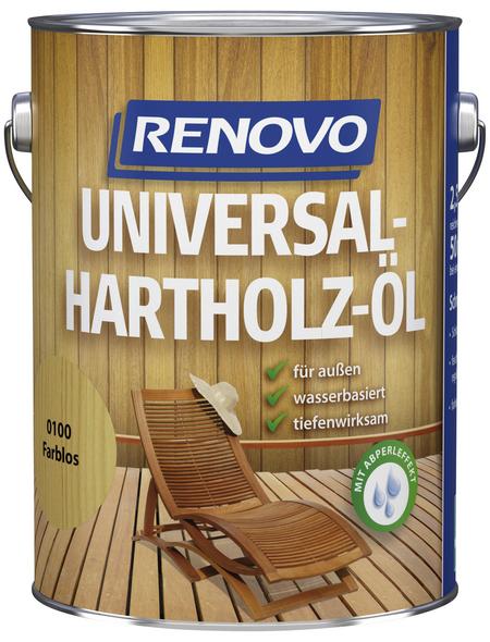 RENOVO Universal-Hartholzöl farblos 2,5 l