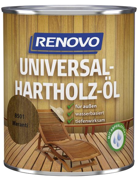 RENOVO Universal-Hartholzöl meranti 0,75 l