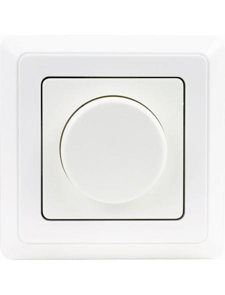 conexion Universaldimmer, Kunststoff, Weiß