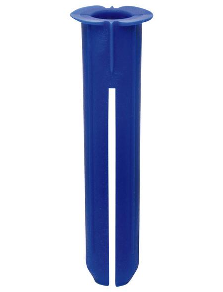 Schneider Electric Universaldübel, TB3, Kunststoff, 100 Stk., 10 x 45 mm