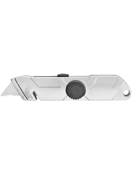 CONNEX Universalmesser, schwarz/silberfarben, Zink