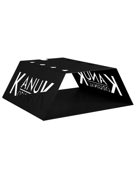 KANUK® Untergestell für Warmluftofen Kanuk Original 7 kW, BxL: 72 x 51,5 cm, Stahl