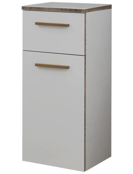 PELIPAL Unterschrank, B x H x T: 30 x 72 x 33 cm, weiß