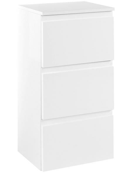 HELD MÖBEL Unterschrank »Cardiff«, BxHxT: 40 x 79 x 35 cm
