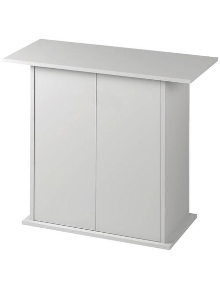 Ferplast Unterschrank, Dubai, Weiß, Holz, LxBxH: 121 x 41 x 73 cm