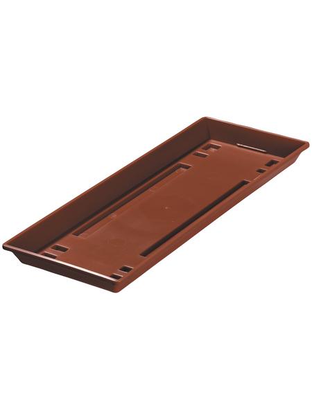 GELI Untersetzer »Standard«, terrakottafarben, Kunststoff, rechteckig