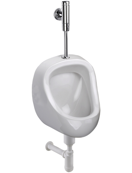 CORNAT Urinal »Carnat«, weiß, BxHxT: 61 x 48 x 49 cm