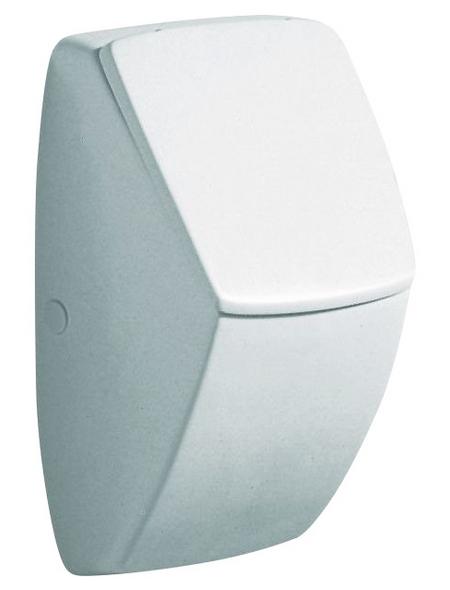 GEBERIT Urinal Deckel, Pareo, Weiß, Duroplast