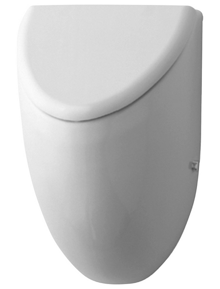 DURAVIT Urinal, Fizz, Weiß, Sanitärkeramik