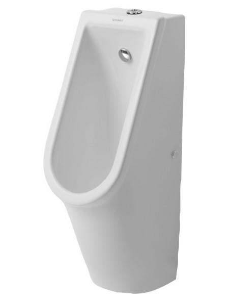 DURAVIT Urinal, Starck 3, Weiß, Sanitärkeramik