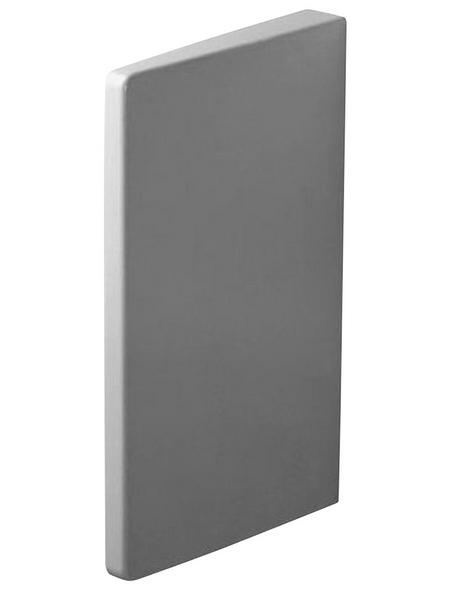 DURAVIT Urinal-Trennwand »Starck 3«, Höhe: 70,5 cm, weiß