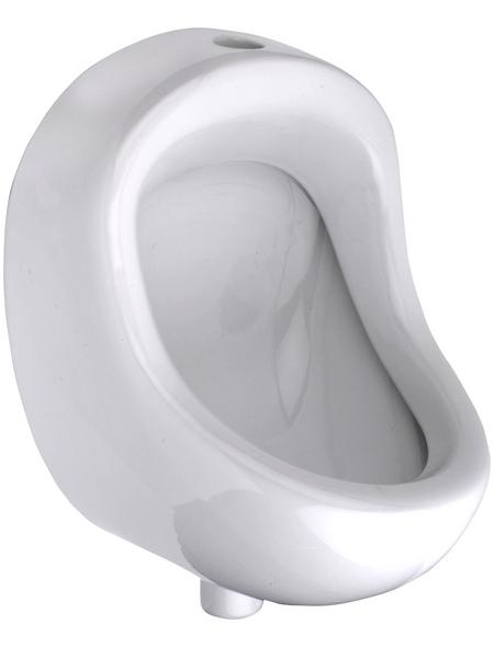CORNAT Urinal, Weiß, Keramik
