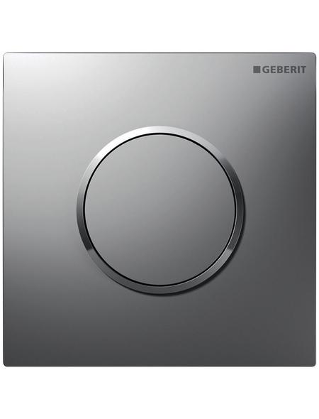 GEBERIT Urinalsteuerung »Sigma«, chromfarben