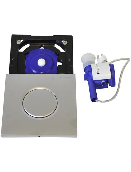 GEBERIT Urinalsteuerung »Sigma«, silberfarben