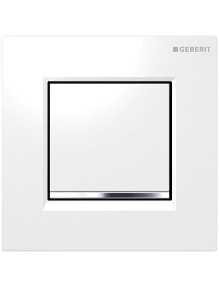 GEBERIT Urinalsteuerung »Sigma«, weiß