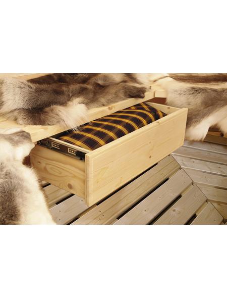 WOLFF Utensilienbox, Höhe: 35 cm, Holz