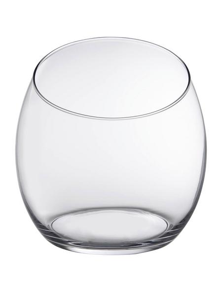 Vase »Kathi«, transparent, Glas
