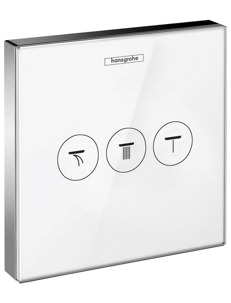 HANSGROHE Ventil »ShowerSelect«, Kunststoff | Metall | Sicherheitsglas