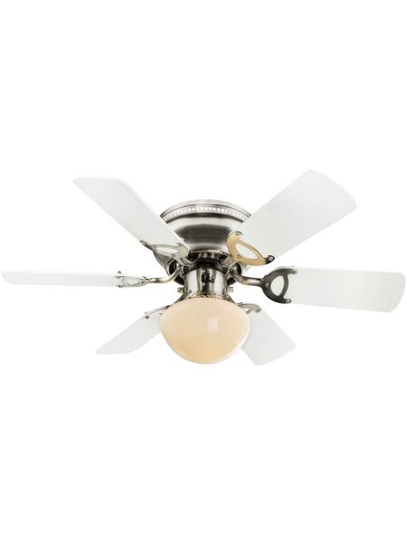 GLOBO LIGHTING Ventilator »UGO«, 60 W, 3 Leistungsstufen, Ø: 76 cm
