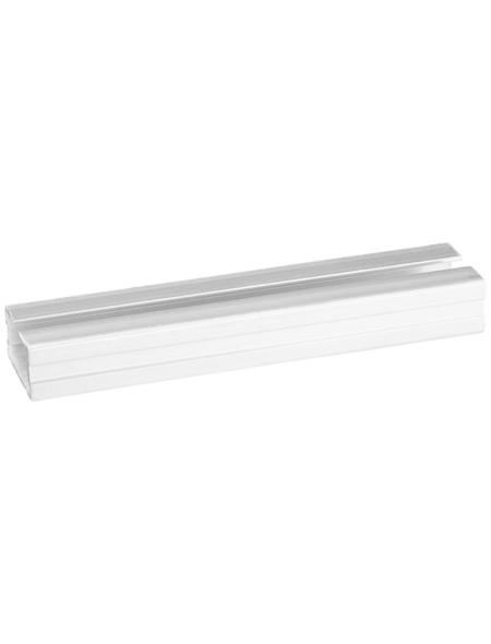 MR. GARDENER Verbinder, Aluminium, 10 Stück