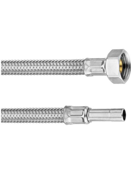 CORNAT Verbindungsschlauch, Länge: m, 10 bar (max.), Edelstahl