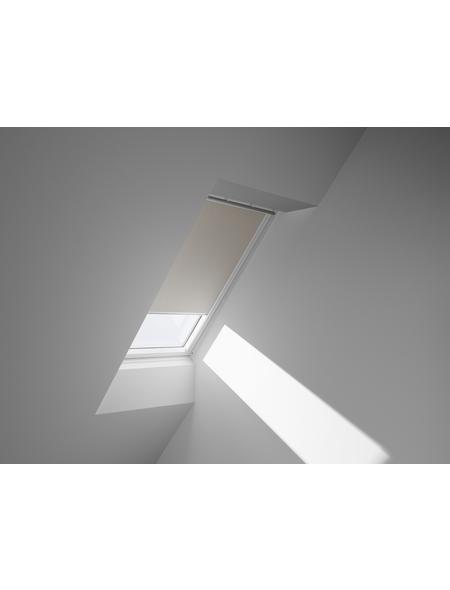 VELUX Verdunkelungsrollo »DKL MK04 1085S«, beige, Polyester