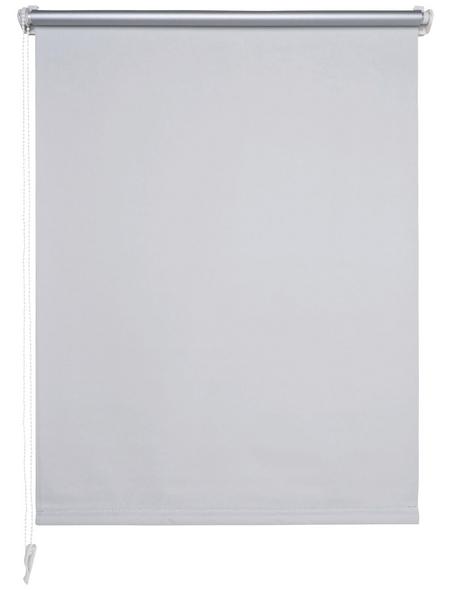 LIEDECO Verdunkelungsrollo »Klemmfix«, weiß, Polyester